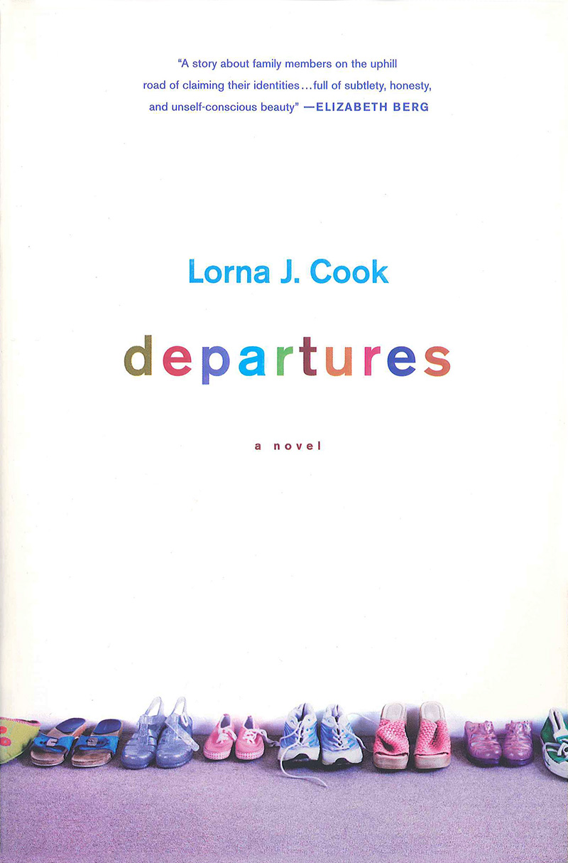 Lorna Jane Cook - Departures